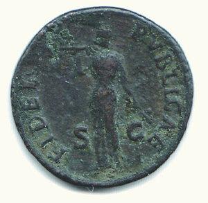 reverse: DOMIZIANO (81-96) - Asse