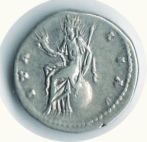 reverse:  ANTONINO PIO (138-161) - Denario;