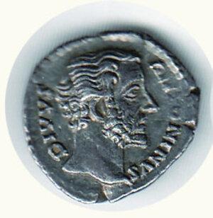 obverse: ROMA - Antonino Pio (138-161) - Denario