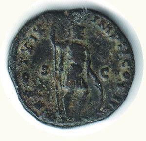 reverse: ROMA - Marco Aurelio - Dupondio