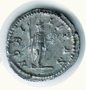 reverse: ROMA - Geta (209-211) - Denario
