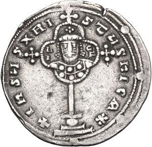 obverse: Nicephorus II, Phocas (963-969). . AR Miliaresion, Constantinople mint