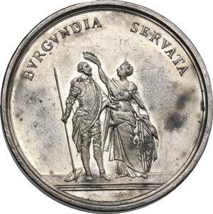 reverse: Beroldo (998-1026), Primo Conte di Savoia. Medaglia di restituzione