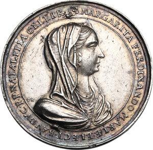 obverse: Ferdinando Maria di Baviera (1636-1679), duca di Baviera ed elettore del Sacro Romano Impero.. Medaglia 1677