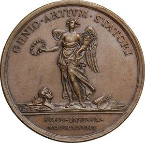 reverse: Vittorio Amedeo III (1773-1796).. Medaglia 1778