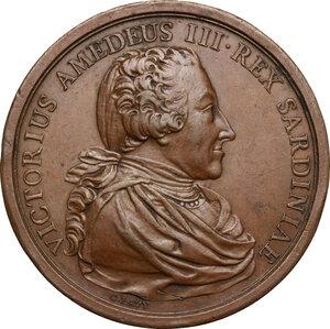 obverse: Vittorio Amedeo III (1773-1796).. Medaglia 1789 per le nozze di Vittorio Emanuele con Maria Teresa d Asburgo Lorena