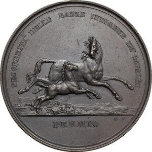 reverse: Carlo Felice (1765-1831).. Medaglia s.d