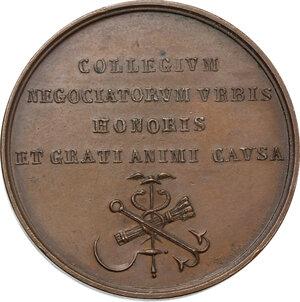 reverse: Vittorio Emanuele II  (1820-1878).. Medaglia s.d