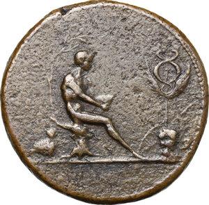 reverse: Medaglia coniata, primo quarto del XVI sec