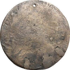 reverse: Giulia Barattieri Baiardi (XVI sec.).. Medaglia unifacie 1556