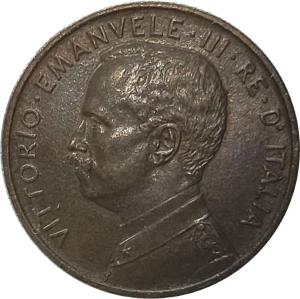 obverse: Casa Savoia. Vittorio Emanuele III. 5 centesimi 1909. SPL+/qFDC. NC.rf