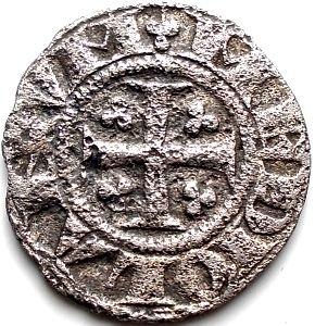 reverse: Milano. I° Repubblica 1250-1310. Grosso da Sei denari. gr 2,72. mm 21,16. Poroso