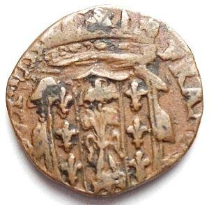 reverse: Zecche Italiane. Parma. Francesco Farnese. Sesino. gr 1,56. R