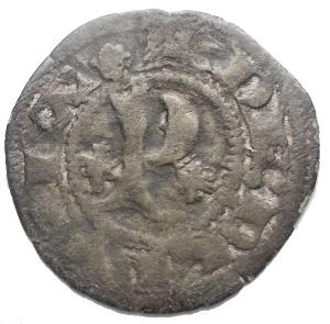 obverse: Perugia. Repubblica (ordinanza del 1471) Sestino. D/ P.  R/ Croce. MI, 1.09 gr. 19,64 mm. Biaggi 1865.