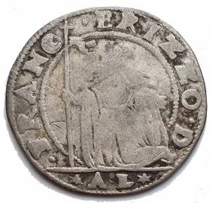 obverse: Venezia Francesco Erizzo MI gr 3,41 mm 25,8