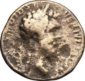 obverse: Didius Julianus (193 AD).. AE Sestertius