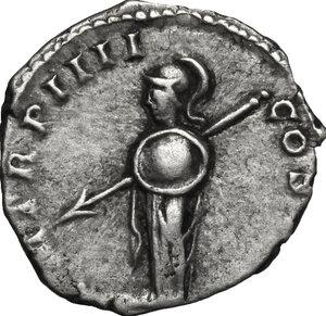 reverse: Septimius Severus (193-211) . AR Denarius, 196-197 AD