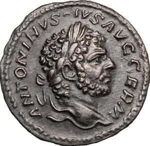 obverse: Caracalla (198-217).. AR Denarius, 213-217