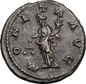 reverse: Caracalla (198-217).. AR Denarius, 213-217