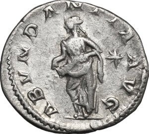 reverse: Elagabalus (218-222).. AR Denarius