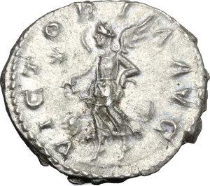 reverse: Elagabalus (218-222).. AR Denarius, Rome mint, 222 AD