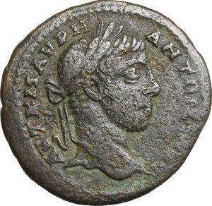obverse: Elagabalus (218-222).. AE 25 mm, Odessus (Moesia Inferior)