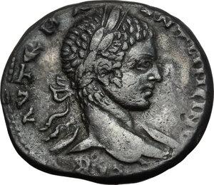 obverse: Elagabalus (218-222).. BI Tetradrachm, Antioch mint