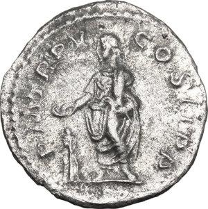 reverse: Severus Alexander (222-235).. AR Denarius, 226 AD