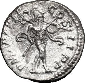 reverse: Severus Alexander (222-235).. AR Denarius, 228 AD