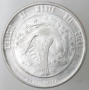 reverse: San Marino. 500 lire 1977. Ag.