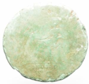 reverse: Impero Romano. Adriano. 117-138 d.C. Sesterzio. AE. Peso 26,95 gr. Diametro 34.00 mm.MB. R.Patina Verde.Ex Numismatica Calaritana.ra