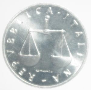 reverse: Repubblica Italiana. Lira 1970. FDC.