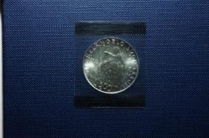 obverse: Repubblica Italiana. 500 Lire. Michelangelo 1975. In Confezione. FDC.