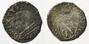 obverse: Montalto. Sisto V (1585-1590). Quattrino MI gr. 0,61. Muntoni 136. MIR 1384/2. Raro. q.BB