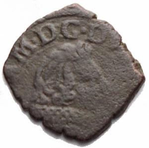 obverse: Savoia. Ae da catalogare. g 0,75