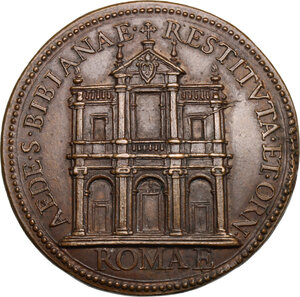 reverse: Urbano VIII (1623-1644), Maffeo Barberini.. Medaglia, A. IV