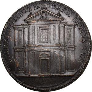 reverse: Alessandro VII (1655-1667), Fabio Chigi.. Medaglia, A. V