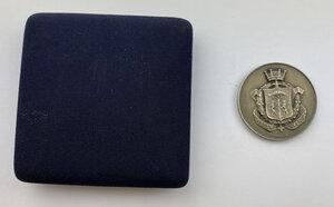 reverse: Dante Alighieri (1265-1321). Medaglia 1965 per l ottavo centenario della nascita