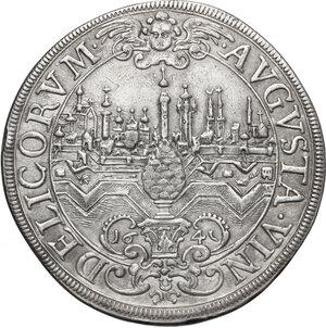 reverse: Germany.  Ferdinand III (1637-1657). Thaler 1641, Augusta mint