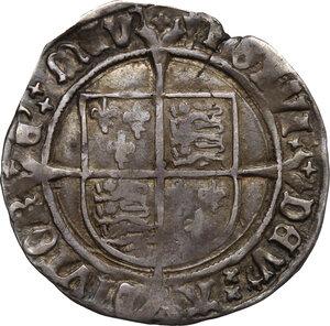 reverse: Great Britain.  Henry VIII (1509-1547).. Groat, London mint
