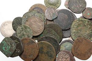 obverse: Napoli. Lotto di quarantuno (41) nominali di date e tipologie differenti