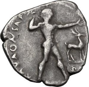 obverse: Bruttium, Kaulonia. AR Stater, c. 420-410 BC