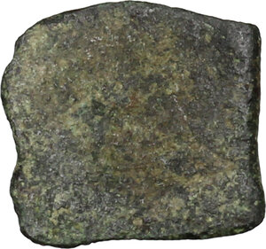 reverse: Tiberius to Domitian. Anonymous AE Tessera, 1st century BC