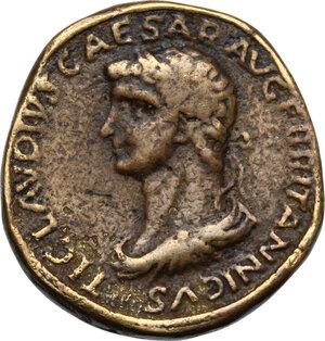 obverse: Claudius (41-54).. AE