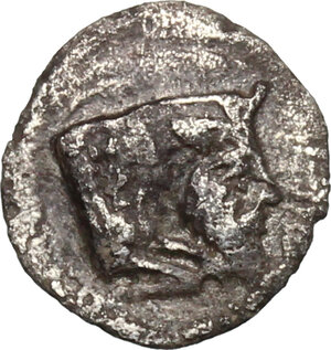 obverse: Gela. AR Litra (?), 480-475 BC