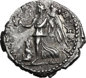 reverse: Septimius Severus (193-211).. AR Denarius, 198-200 AD