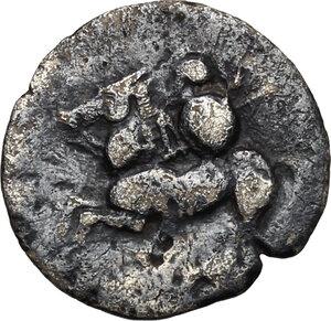 obverse: Gela. AR Litra, c. 430-425 BC