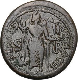 reverse: Septimius Severus (193-211).. AE 35 mm. Antiochia mint (Pisidia).  203-211 AD