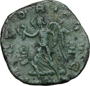 reverse: Trajan Decius (249-251).. AE Sestertius,