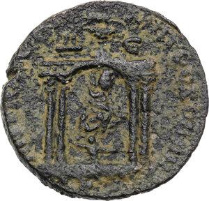 reverse: Trebonianus Gallus (251-253).. AE 29 mm. Antiochia mint (Seleucis and Pieria)